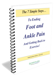 Foot And Ankle Pain Report